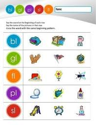 109 best blends images on pinterest word work and word study