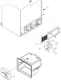 parts for amana drb1901cw pdrb1901cw0 refrigerator