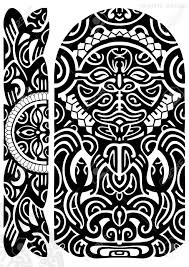 34 best polynesian armband tattoos tribal stencil images on