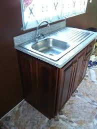 kitchen sink with cupboard for sale ready made cedar wood kitchen cupboard with sink for sale