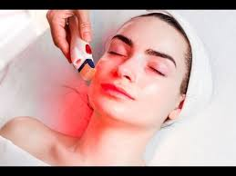 collagen red light therapy led red light anti aging collagen production therapy youtube
