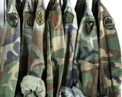 army pattern clothes vintage clothing etsy