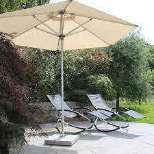 Aluminum Patio Umbrella by Santa Ana Aluminum Market Umbrella From Bambrella Decor Interiors