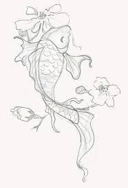 the 25 best dragon tattoo koi fish ideas on pinterest