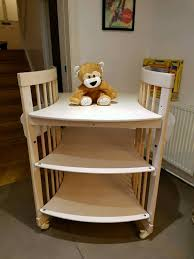 Stokke Baby Changing Table Stokke Baby Changing Table Wood In Hammersmith