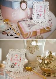 marie antoinette styled girls party stationery french the