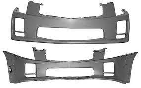cadillac cts bumper bumpers components cadillac cts v sedan front bumper cover
