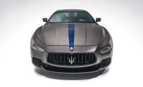 maserati ghibli grey maserati ghibli car wrap in xpel stealth paint protection
