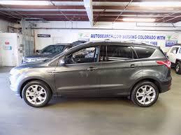 Ford Escape Length - 2016 used ford escape escape titanium 2 0l awd at automotive