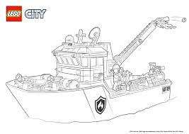 lego city coloring pages chuckbutt com