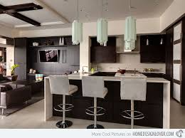 open kitchen ideas photos 15 lovely open kitchen designs home design lover