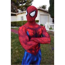 lycra halloween mask online get cheap spiderman costume spandex aliexpress com