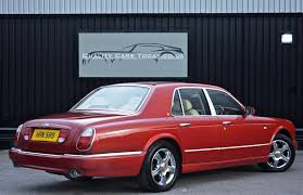 bentley brooklands 2013 used 2000 bentley arnage red label for sale in south yorkshire