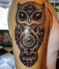 owl tattoos yeahtattoos com ink owl and