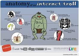 Internet Troll Meme - anatomy of an internet troll by ben meme center