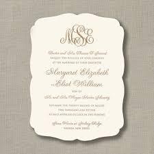 wedding invitation verbiage beautiful invitation sles for wedding engraved rococo wedding
