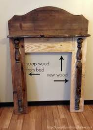 Make A Fireplace Mantel by Diy Mantle Ive Always Wanted To Make This Now I Can Nd My