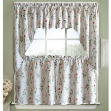 inspirational design ideas kitchen garden window curtains