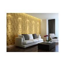 dynamic home decor blocks three dimensional paintable wall decor panels 10 pcs