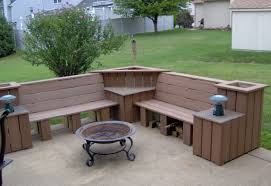 Wood Pallet Patio Furniture by Endearing Diy Workshop Bench Tags Making A Wooden Bench Curved
