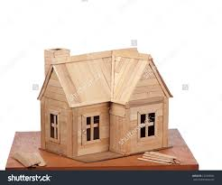 popsicle stick house blueprints google search create your own