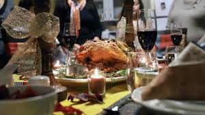if you think politics makes thanksgiving dinner unbearable