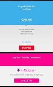 american airlines wifi netflix how does t mobile inflight wifi work one mile at a time