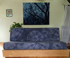 easy diy couch cushion covers tie dyed 5 steps with pictures