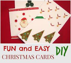 fun and easy handmade christmas cards shona louise