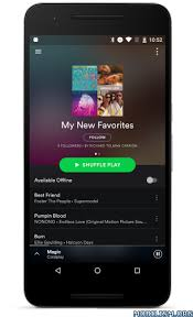 Seeking Best Friend Song What Is The Link For A Moded Spotify Apk With Premium Features