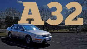 nissan stanza 2016 1999 nissan maxima a32 regular car reviews youtube