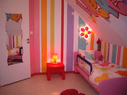photo de peinture de chambre peinture pour chambre de fille plans deconception decoration couleur