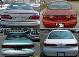 1996 Ford Taurus Interior Generation 3 1996 To 1999 Taurus Sable Encyclopedia