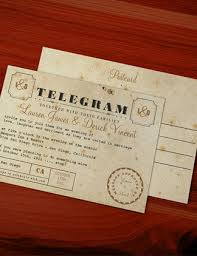 Telegram Wedding Invitation Category Gifts For All Seasons