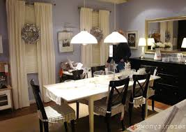 Dining Table Chandelier Selecting And Installing Ikea Dining Room Ideas Ikea Leksvik