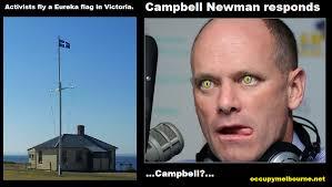 Queensland Memes - queensland bans the eureka flag occupymelbourne net