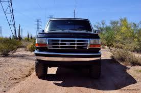 bronco car 1996 1993 ford bronco eddie bauer review rnr automotive blog