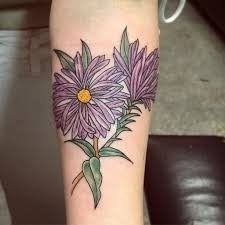 september birth flower tattoos popsugar love u0026