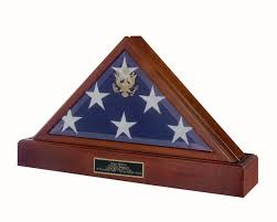 Who Made The Flag American Burial Flag Case Casket Flag Case