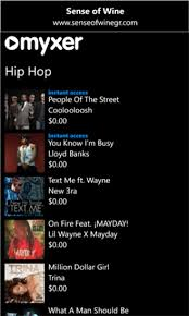 myxer free ringtones for android free myxer ringtones app for android phones create own