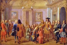 chambre journ la journ e du roi seigneurs admis dans la chambre du roi of chambre