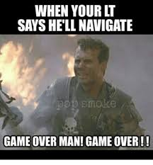 Game Over Meme - when your lt game over man game over game meme on me me