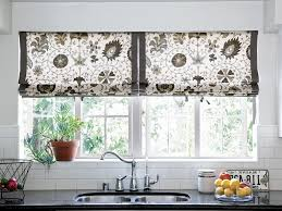 Curtain For Kitchen Designs Lovely Grey And White Kitchen Curtains 2018 Curtain Ideas