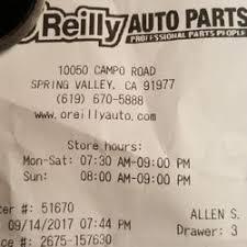 o reilly auto parts check engine light o reilly auto parts 14 reviews auto parts supplies 10050