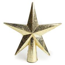 tree toppers for christmas trees small gold glittered tree topper christmas trees and