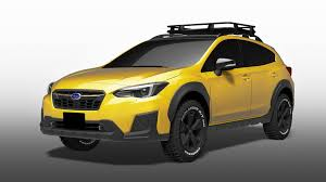 2017 subaru crosstrek colors subaru xv and impreza get rugged sporty makeovers for tokyo