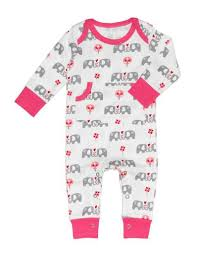 baby pyjamas elefant