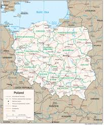 Slovakia Map Poland Maps Perry Castañeda Map Collection Ut Library Online