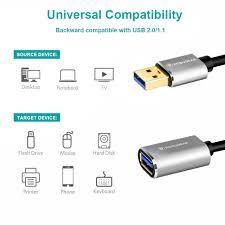 USB 3 0 Verlängerungskabel 2M Posugear USB Verlängerung Kabel A