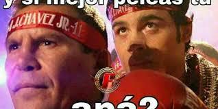 Canelo Meme - los mejores memes de la pelea canelo vs chavez jr publimetro